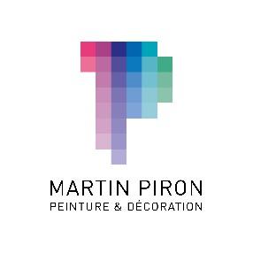 logo Martin Piron Peinture & décoration